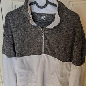3/4 Zip Up Athletic Wear